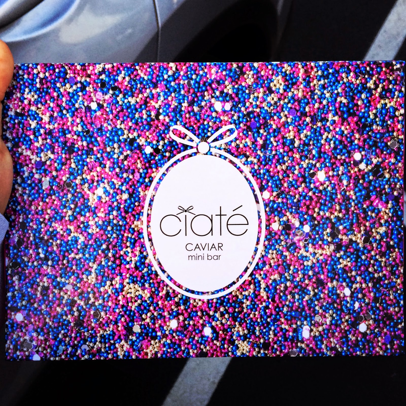 REVIEW: Ciate Caviar Mini Bar Nail Set – Emsies