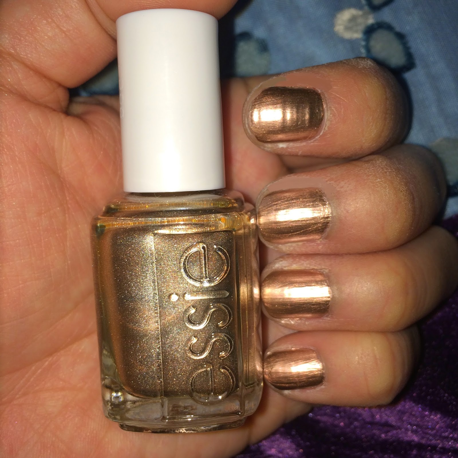 "REVIEW: Essie Nail Polish in ""Penny Talk"" + Keep"